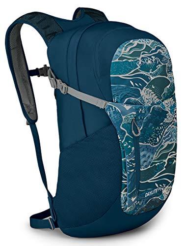Osprey Daylite Plus Daypack, Tectonic Print , One Size
