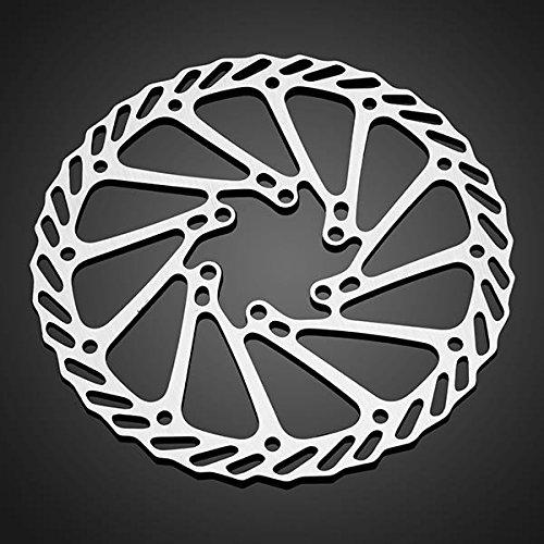 PhilMat Bicicletta in acciaio inox disco freno mtb bici da strada frenata rotore g3