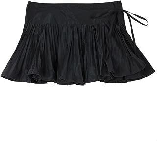 Gonna Plisse' Taffetta Skirt