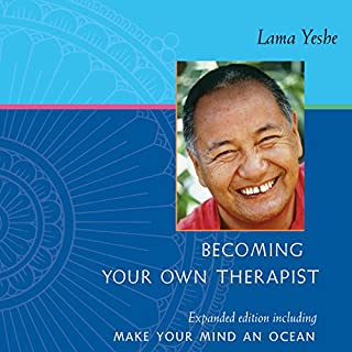 Becoming Your Own Therapist and Make Your Mind an Ocean cover art