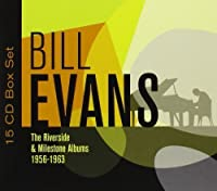 Riverside & Milestone Albums 1956-63 by Bill Evans (2011-12-20)