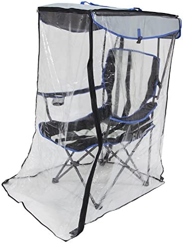 Kelsyus Canopy Chair with Weather Shield Outdoor Folding Chair with Umbrella Beach Canopy Chair product image