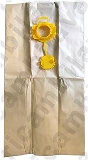 Sac filtre nylon pour aspirateur ghibli aS59