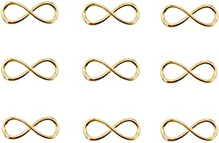 Best infinity charm gold Reviews