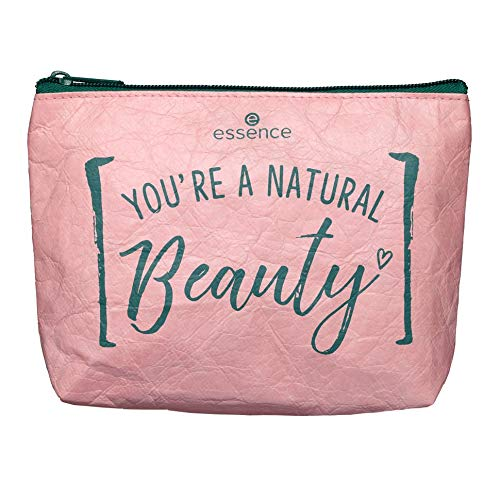 essence natural beauty make-up bag - 3er Pack