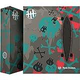 Grafoplás 88171936-Carpeta clasificadora con 4 anillas mixtas de 40 mm, diseño Skate Hans Tiessen