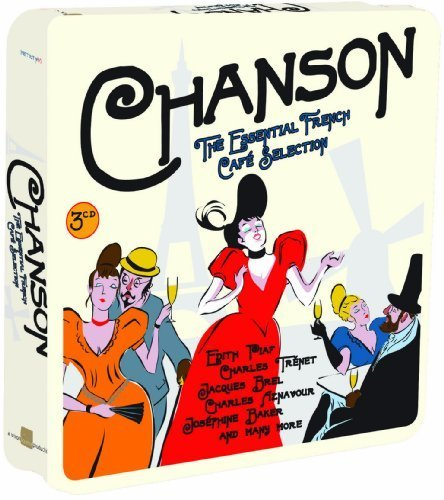 Chanson-French Cafe Selection by Chanson-French Cafe Selection Import edition (2009) Audio CD