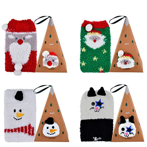 Fascigirl Calcetines de Navidad