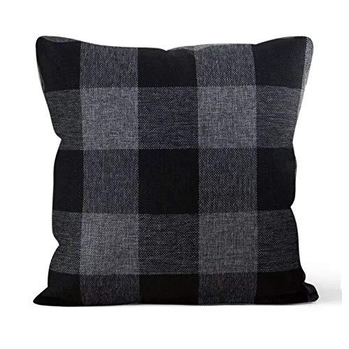 PPMP Funda de cojín para sofá Funda de cojín Simple para sofá sillones domésticos A4 45x45cm