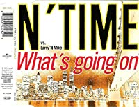 What's going on [Single-CD]