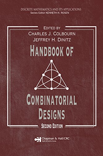 Handbook of Combinatorial Designs (Discrete Mathematics and Its Applications) (English Edition)