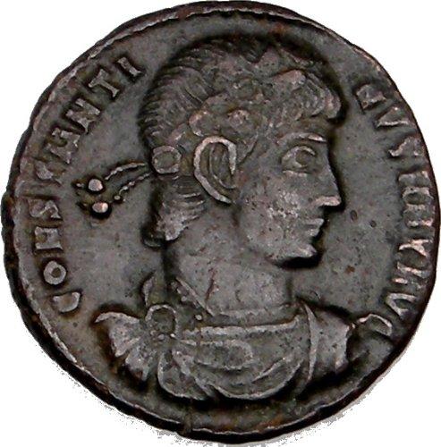 Authentic Roman Empire Bronze Coin
