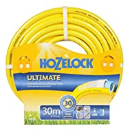 The Hozelock ULTRAFLEX hose provides the most flexibility from a hose and offers the following: A 20 year guarantee* to provide piece of mind that this hose is built to last It incorporates anti-kink and no twist technology meaning your hose will nev...