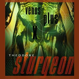 Venus Plus X audiobook cover art