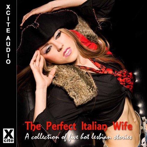 The Perfect Italian Wife audiobook cover art