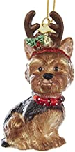 Best yorkie christmas ornament Reviews