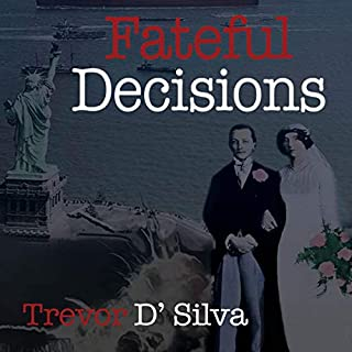Fateful Decisions audiobook cover art