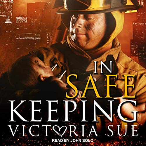 In Safe Keeping audiobook cover art