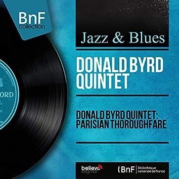 Donald Byrd Quintet: Parisian Thoroughfare (Mono Version)