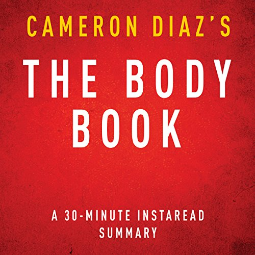The Body Book by Cameron Diaz audiobook cover art