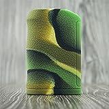 ModShield for Asvape MICHAEL 200W TC Silicone Case ByJojo Cover Shield Sleeve Wrap Skin (Camo)