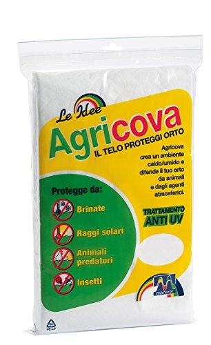 Maniver Agricova Telo di protezione in tessuto non tessuto sp. 17 gr mt 1.6 x 10