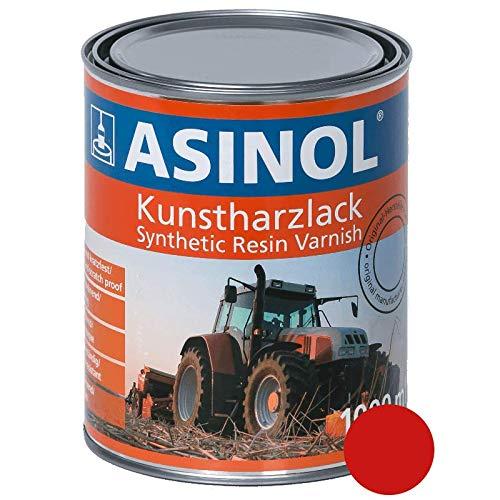 Kunstharzlack Rauch Rot Alt 1.000 ml ASINOL