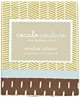 Cocalo Corlu Window Valance by Cocalo Couture