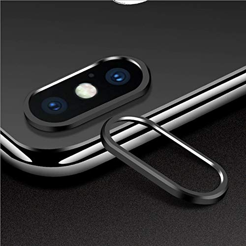 iloft Camera Lens Ring for Xiaomi Mi A2 (Black)