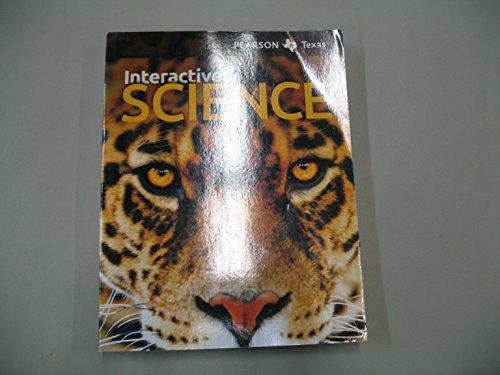 Pearson Texas Interactive Science Grade 7 Student