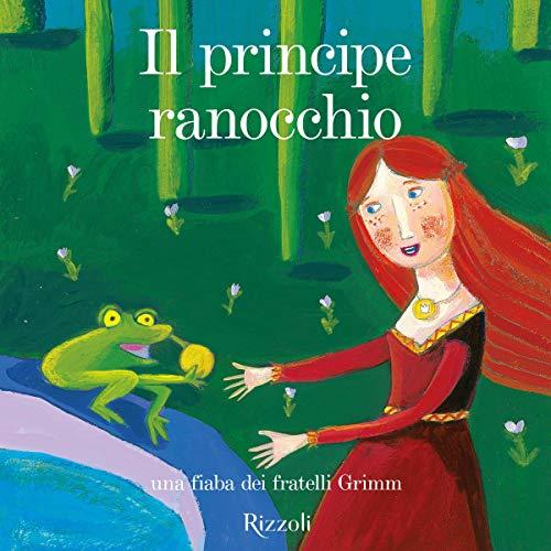 Il Principe Ranocchio copertina