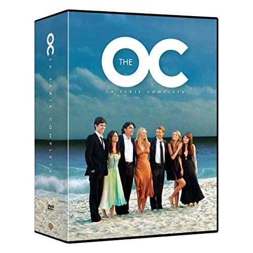The O.C. Serie Comp.1-4 (Box 10 Dv)