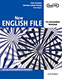 New English File: Pre-intermediate: Workbook: Six-level general English course for adults