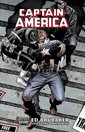 La morte del sogno. Capitan America