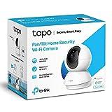 TP-Link Telecamera Wi-Fi Interno, Videocamera sorveglianza 1080P, Visione Notturna, Audio...