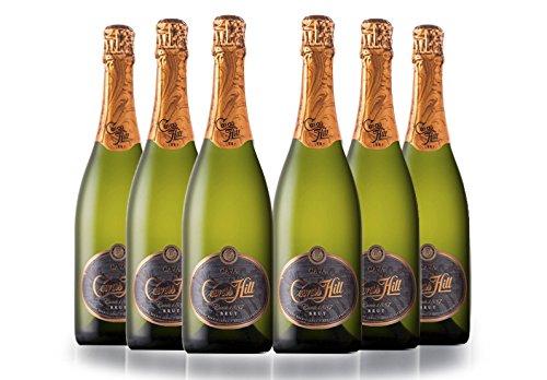 Cavas Hill 1887 Brut Xarel·lo Macabeo Parellada - 75 cl - 6 botellas