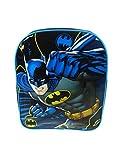 Batman Zainetto per bambini, Black (Nero) - BATMAN001019
