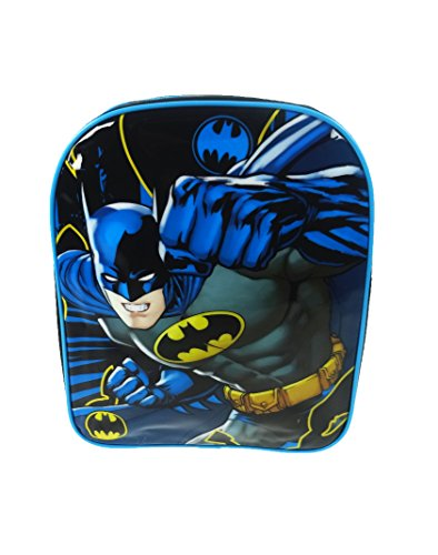 Batman Kinderrucksack, 6 Liter, schwarz