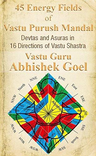 45 Energy Fields of Vastu Purush Mandal: Devtas and Asuras in 16 Directions of Vastu Shastra (English Edition)