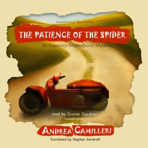 The Patience of the Spider cover art