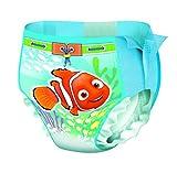 Huggies Little Swimmers Schwimmwindeln Gr.5/6 (12 – 18 kg), 1 Packung mit 19 Stück - 3