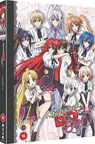 High School DxD BorN (Season 3) [DVD] [Reino Unido]