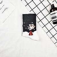 おかしいソックスノベルティハッピーレディースメンズアニマルかわいいソックスファッションアニマルプリントコットンクリスマスギフト Rebirtha (Color : 4)