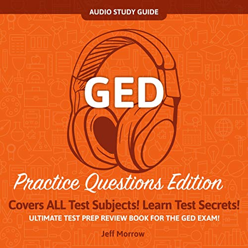 GED Audio Study Guide! audiobook cover art