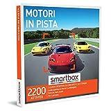 smartbox - Cofanetto Regalo - Motori in Pista - Idee Regalo - 1 attività di Guida Sportiva per 1 Persona