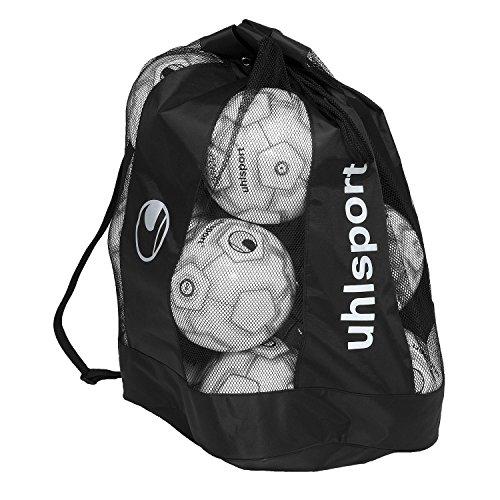 uhlsport Ballsack, schwarz/silber