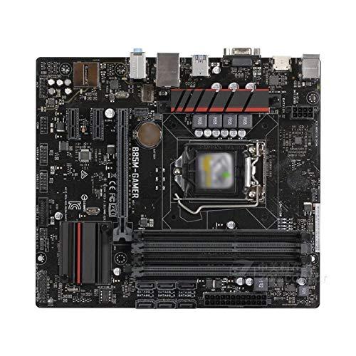 Tarjeta Madre Placa Base De La Computadora Fit For ASUS B85M-GAMER PC Placa Madre Original LGA 1150 DDR3 USB2.0 USB3.0 32GB VGA SATA3 B85 Placa Base De Escritorio Computer Motherboard