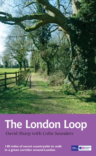 The London Loop: Recreational Path Guide (Trail Guides)