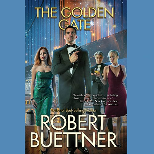 The Golden Gate audiobook cover art