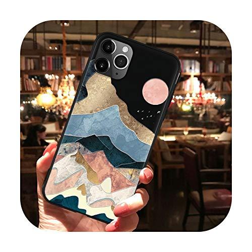 Who-Care - Cover 3D in silicone morbido per iPhone 7 Plus 8 6 6S X per iPhone 11 Pro Max 5 5S Se 2 2020 Xs Xr Fundas